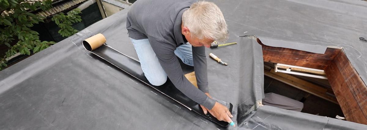 EPDM als dakbedekking