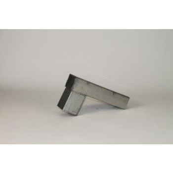 Stadsuitloop zink 6x8 - # 80x80