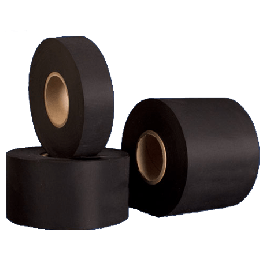 EPDM strook 90 cm breed (0.75 mm dik)