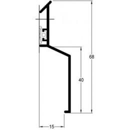 Roval knelprofiel RFE 15-40