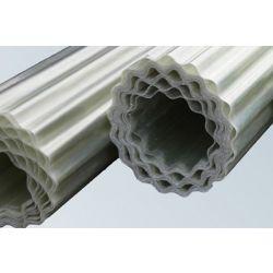 Polyester golfrol type G/H tr, 180 cm uitval