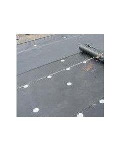 Bitumen dakbedekking onderlaag op dak