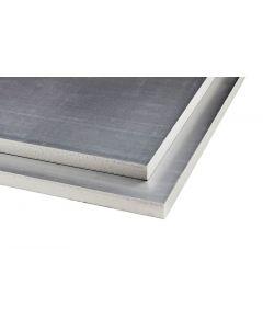 Recticel PIR ALU isolatie plaat 60x120 dik 60mm
