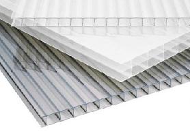 Polycarbonaat kanaalplaat